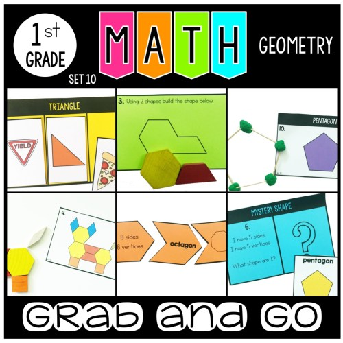 Grab and Go Geometry
