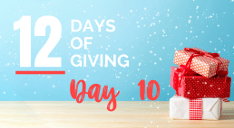 12 days of giving day 10