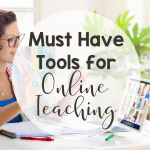Must-Have Supplies for Online Teaching
