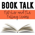 Fletcher and the Falling Leaves {A Book Talk}