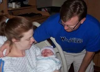 Andrew's Story:  Stillbirthday Story