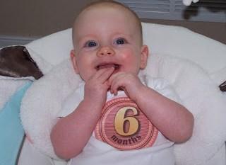 Savannah at 6 Months