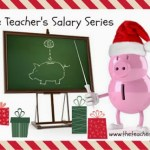 The Teacher's Salary Series: Ways to Save at Christmas {Give Fewer Gifts}