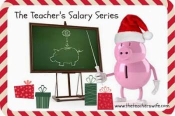 The Teacher's Salary Series: Ways to Save at Christmas {Shop Smarter}