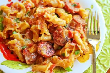 Recipe Roundup – Spicy Sausage Pasta & 30 Min Chili