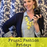 Frugal Fashion Friday – The Bubble Necklace