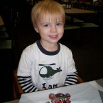 Brady's 2nd Birthday Celebration {Chuck E. Cheese Style}