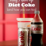 Why I Gave Up Diet Coke {and how you can too}
