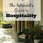 The Introvert's Guide to Hospitality