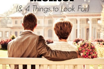 Why EVERY Couple Needs a Marriage Mentor (& 4 Things to Look For)
