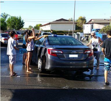 School Fundraiser A Dancing Car Wash The Teacher Team