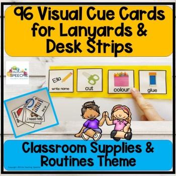 Classroom visuals