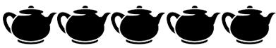 55-Teapots