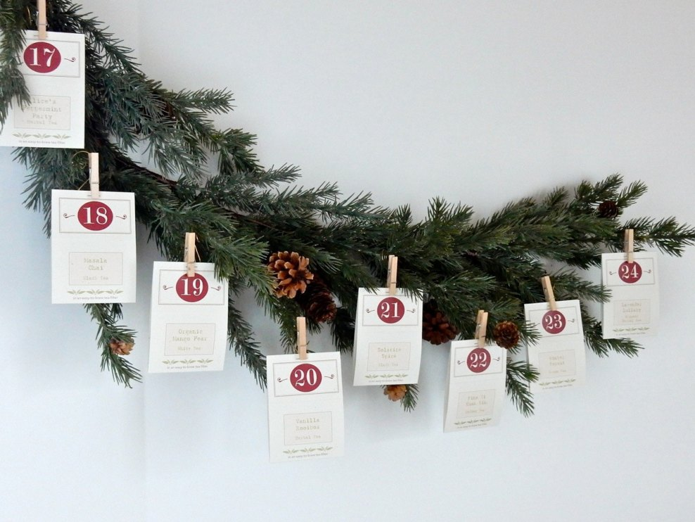 tea advent calendars