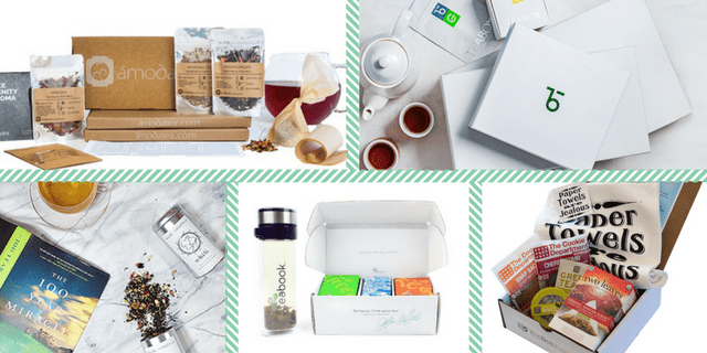 A Guide to the Best Tea Subscription Boxes Everyone Needs