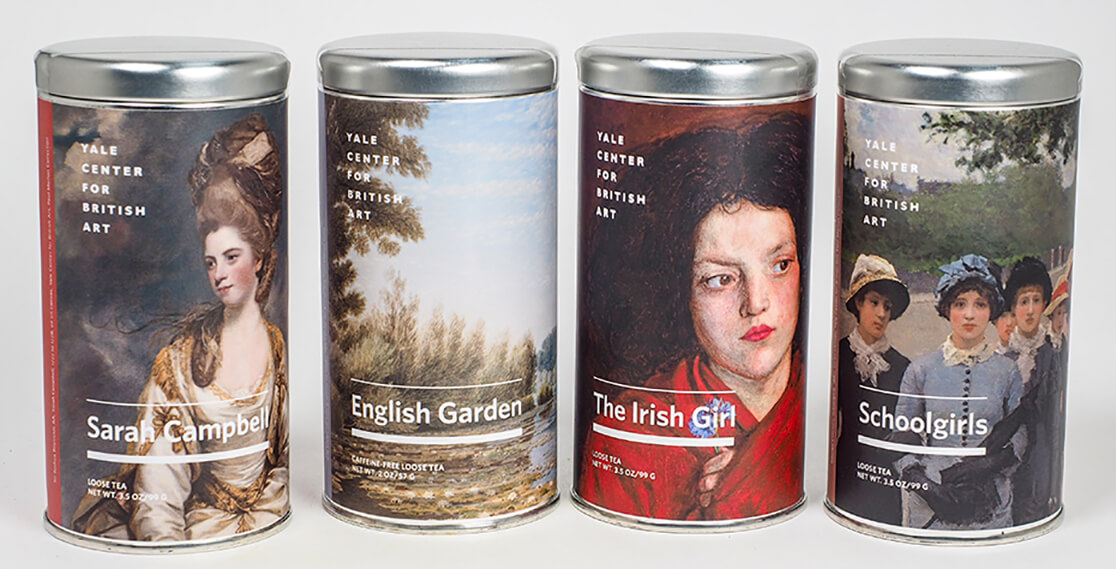 British Art Tea Blends
