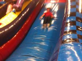 Thomas Pump it Up 5.4.12 #5