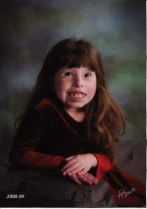 Lillian School Picture 5.4.09