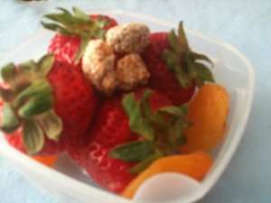 Strawberry Dessert May 2012