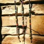 Hematite Beads and Skeleton Key Wind Chime April 2017 #4
