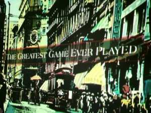 The Greatest Game Ever Played Movie 6.24.17
