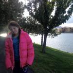 Camilla and Lillian Walk Vintage Lake 10.3.17 #5