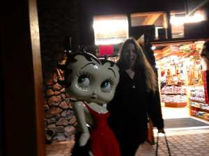 Camilla with Betty Boop 1.26.18 #1