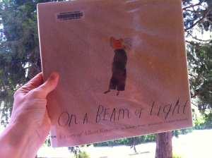 On a Beam of Light Book 2016