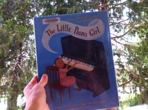 The Little Piano Girl Book 2016