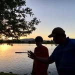 Team TLC and Romano Duo and Robert Sunset Walk Vintage Lake 6.11.18 #8