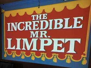The Incredible Mr. Limpet Movie 6.8.18