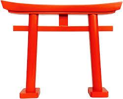 Amazon.com: Shinto Shrine KAMIDANA SMALL RED TORII Gate Straight ...