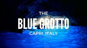 The Blue Grotto - Capri, Italy - YouTube