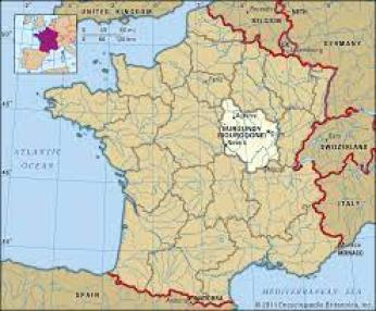Burgundy | History, Culture, Geography, & Map | Britannica