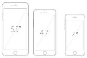 iPhone Rumor Sizes