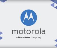 Lenovo a Motorola Company