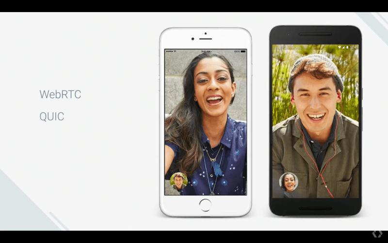 Google's 'Duo' Video App