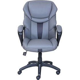 The Dormeo Espo Octaspring chair (grey)