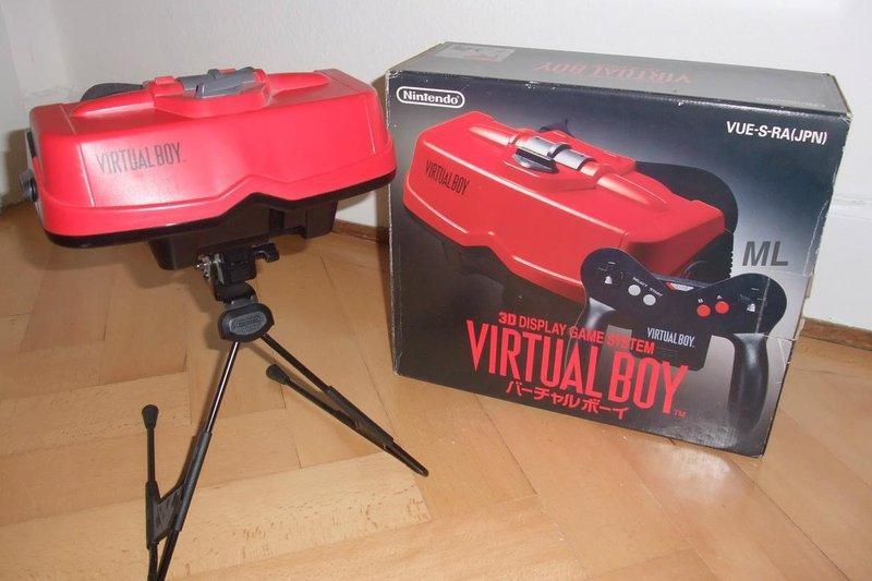 Nintendo Virtual Boy ©