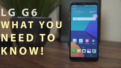 LG G6 – Best Cases Round Up