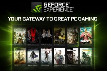 Geforce Experience 3.0