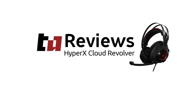 Kingston HyperX Cloud Revolver