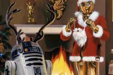 Star Wars Happy Holidays