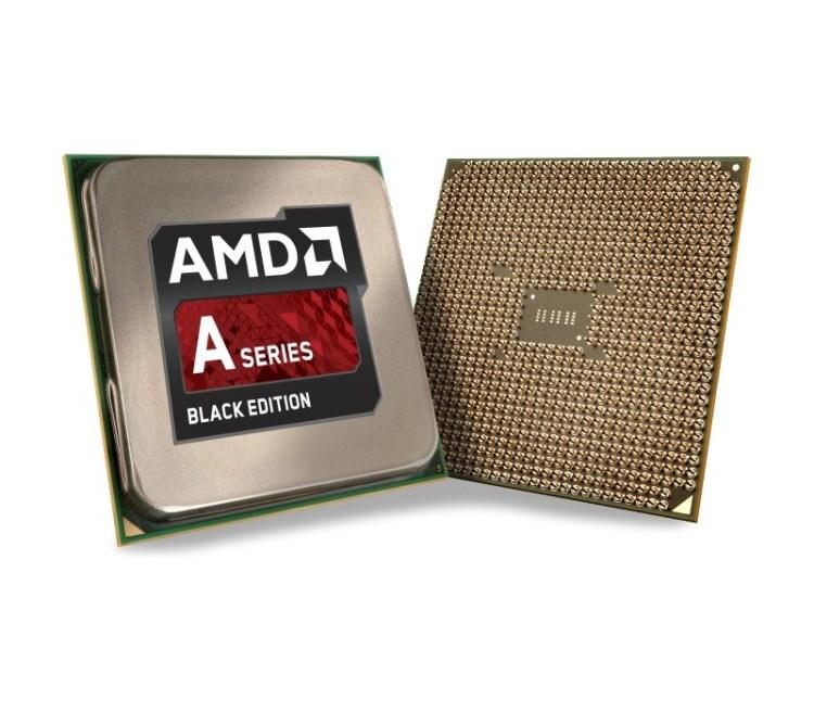 AMD APU's with Raven Ridge forthecoming