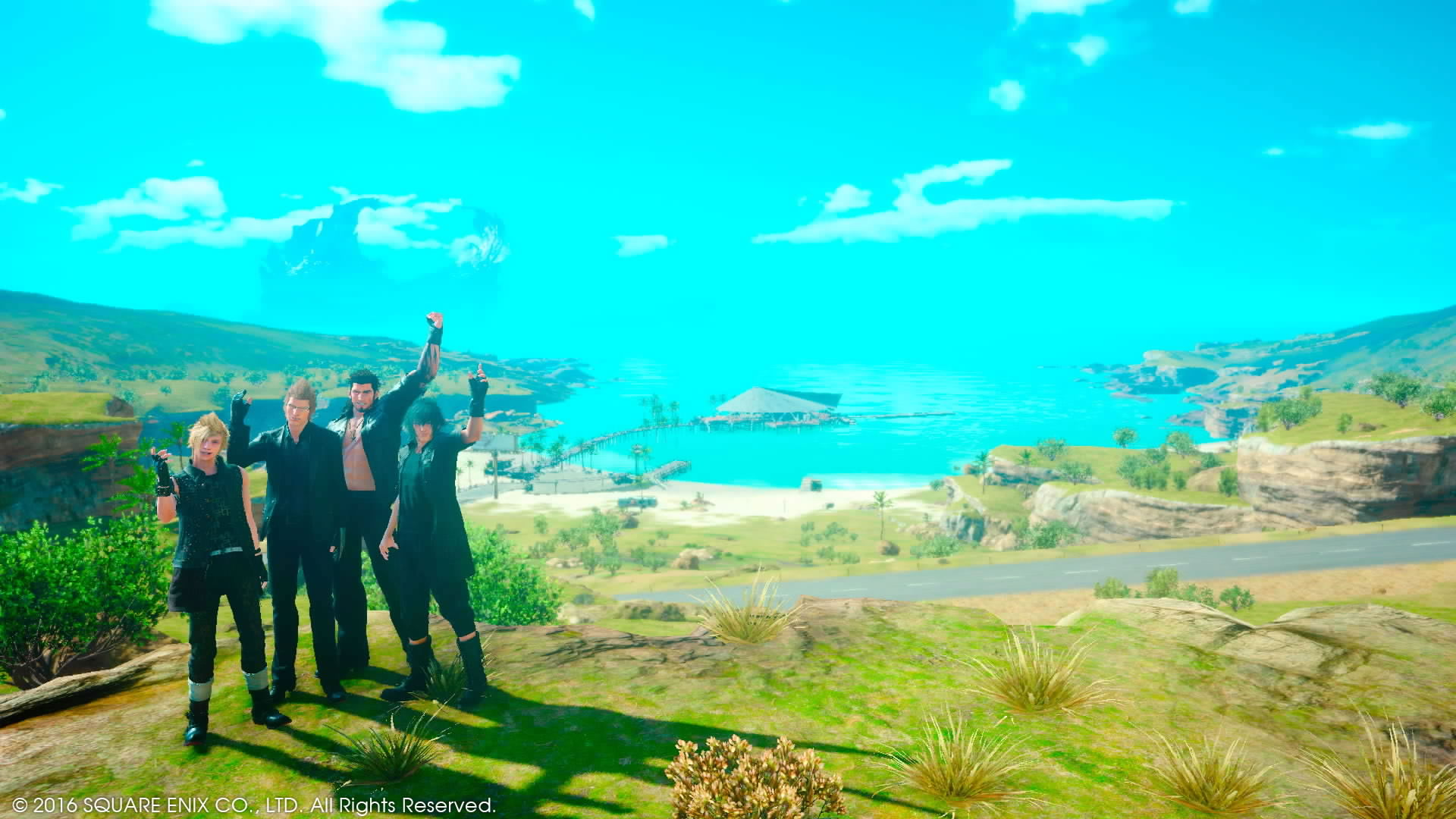Final Fantasy XV Review One For Fans And First Timers Tech Altar - 15 fantasy landscapes entirely made from food