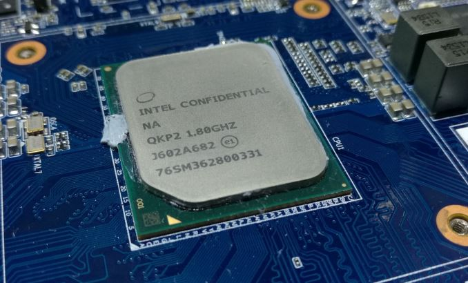 Intel Atom C3000