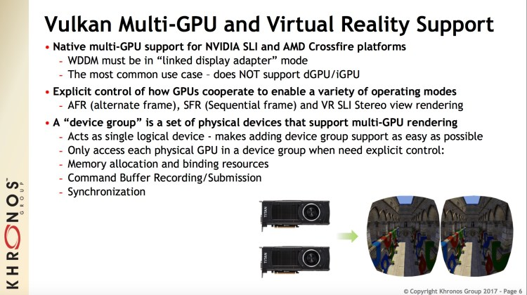 Vulkan Multi-Adapter