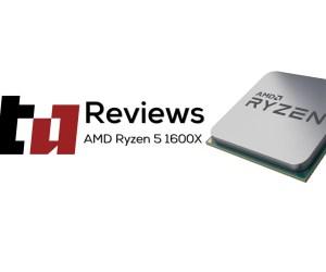 Ryzen 5 1600X