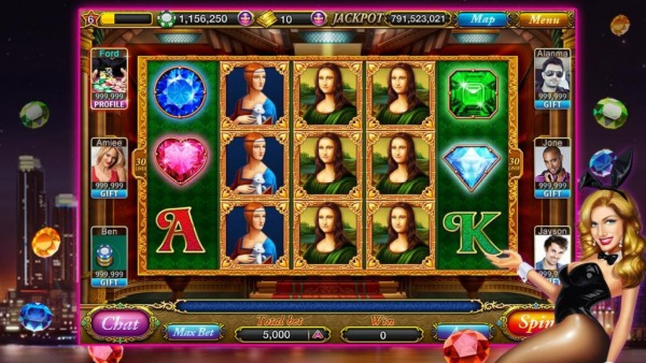 Download Lucky Win Casino Free Slots For Pc On Windows 10 8 7