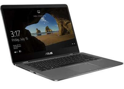 10 best newly released convertible laptops reviewed-Asus ZenBook Flip
